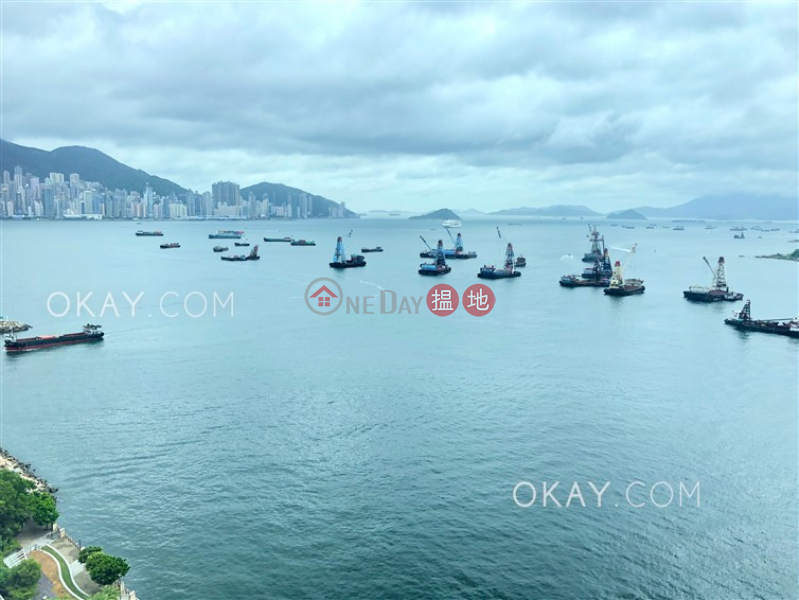 Property Search Hong Kong | OneDay | Residential Rental Listings, Nicely kept 4 bed on high floor with sea views | Rental