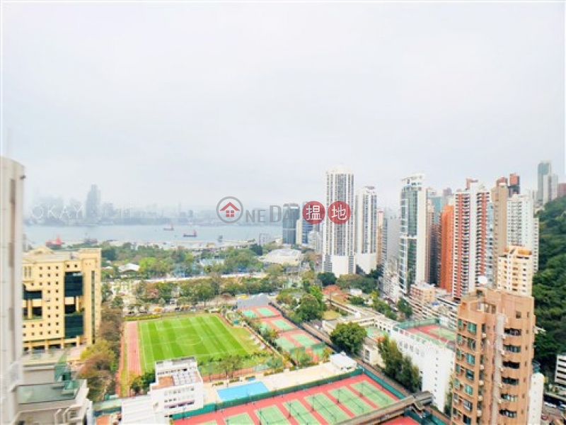 HK$ 23M | The Warren Wan Chai District, Nicely kept 2 bedroom on high floor with balcony | For Sale