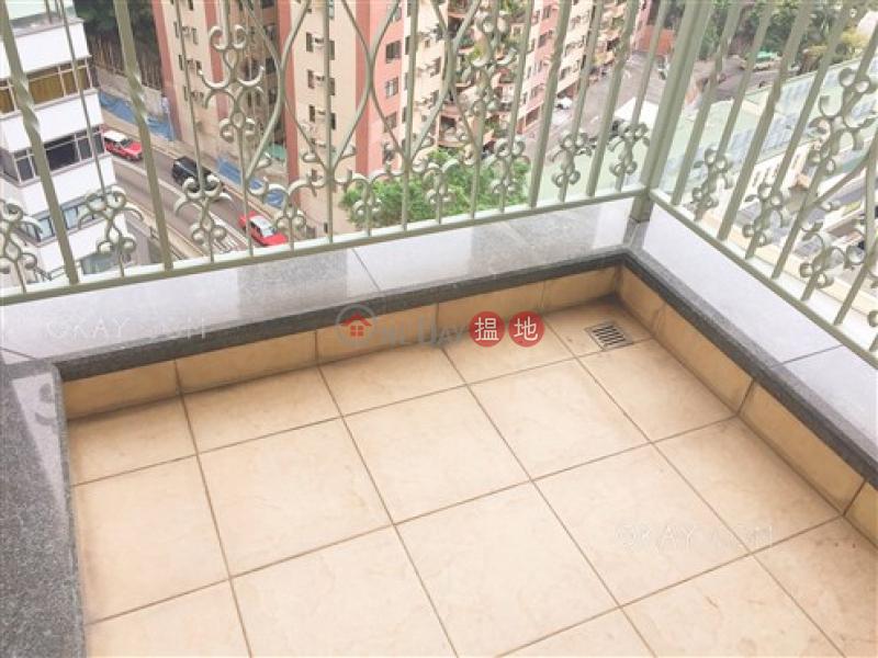 Elegant 2 bedroom with balcony | Rental | 2 Park Road | Western District Hong Kong Rental, HK$ 35,000/ month