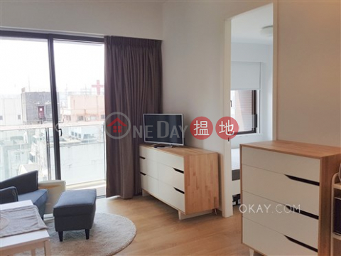 Lovely 1 bedroom with balcony | For Sale|Wan Chai Districtyoo Residence(yoo Residence)Sales Listings (OKAY-S303377)_0