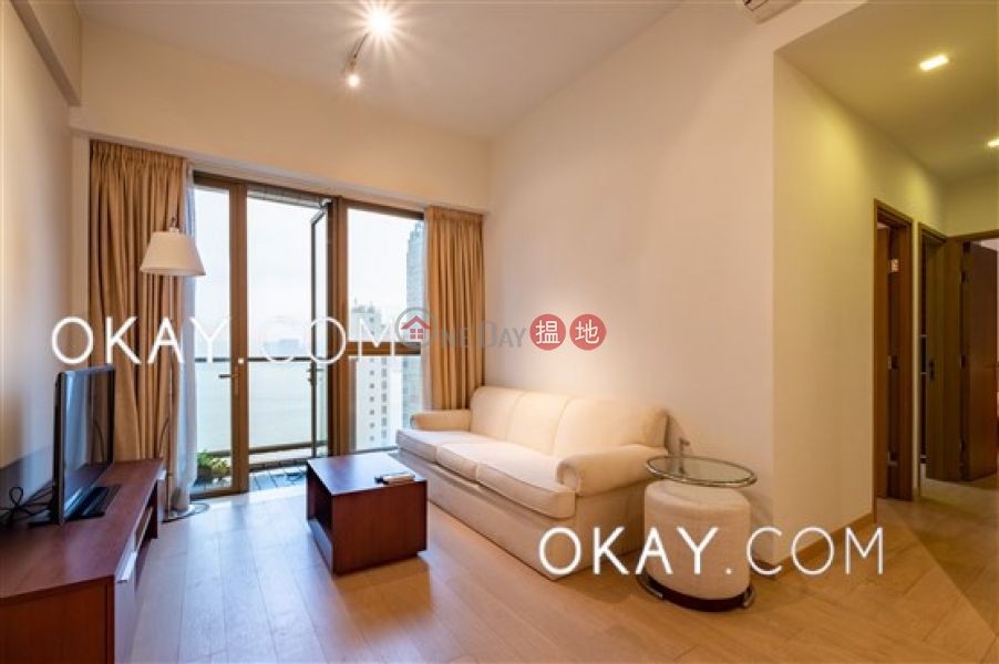 Property Search Hong Kong | OneDay | Residential, Sales Listings | Elegant 3 bed on high floor with sea views & balcony | For Sale