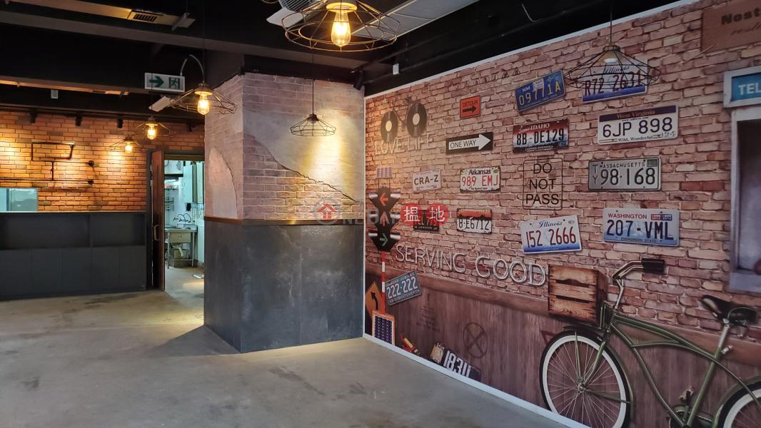 HK$ 125,770/ 月-譽發商業大廈|油尖旺現餐廳裝修, 有少量廚房用具, 免頂手