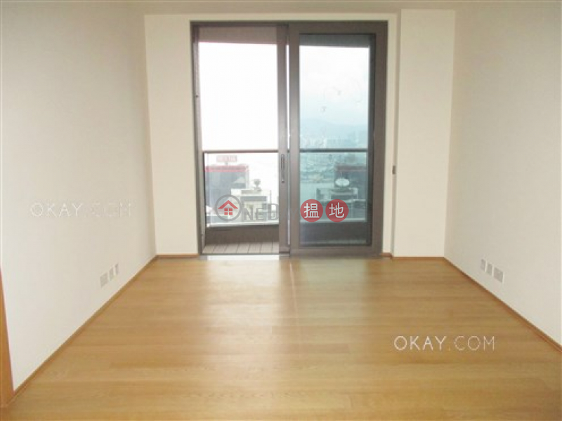 HK$ 24.5M | Alassio Western District Tasteful 2 bed on high floor with harbour views | For Sale