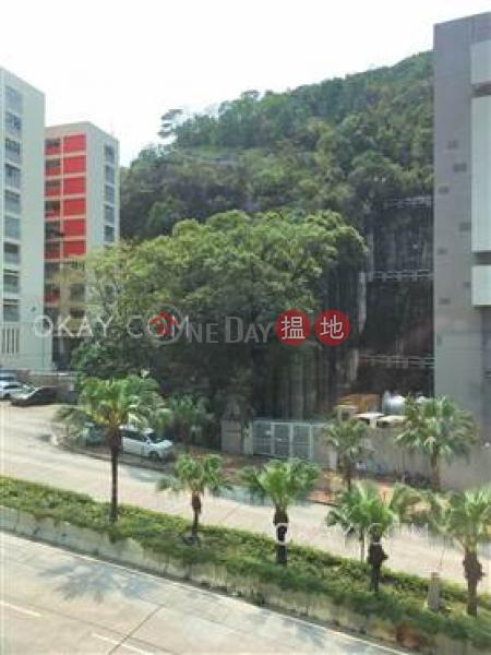 2房1廁,星級會所,露台《新翠花園 5座出售單位》|新翠花園 5座(Block 5 New Jade Garden)出售樓盤 (OKAY-S317635)