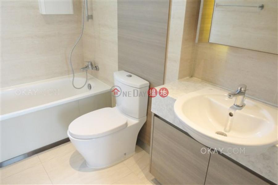 3房2廁,星級會所,連車位,露台《香港黃金海岸 21座出租單位》 香港黃金海岸 21座(Hong Kong Gold Coast Block 21)出租樓盤 (OKAY-R261471)