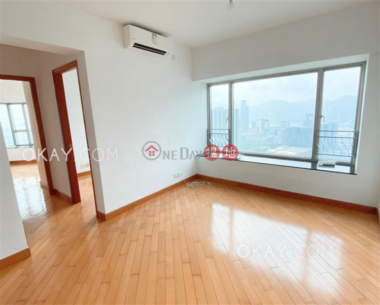 Rare 2 bedroom on high floor | Rental, Sorrento Phase 1 Block 6 擎天半島1期6座 Rental Listings | Yau Tsim Mong (OKAY-R79425)