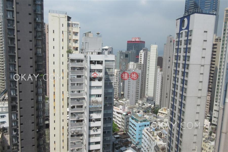 1房1廁,實用率高,極高層《中發大廈出租單位》|38-44卑利街 | 中區|香港|出租-HK$ 25,000/ 月
