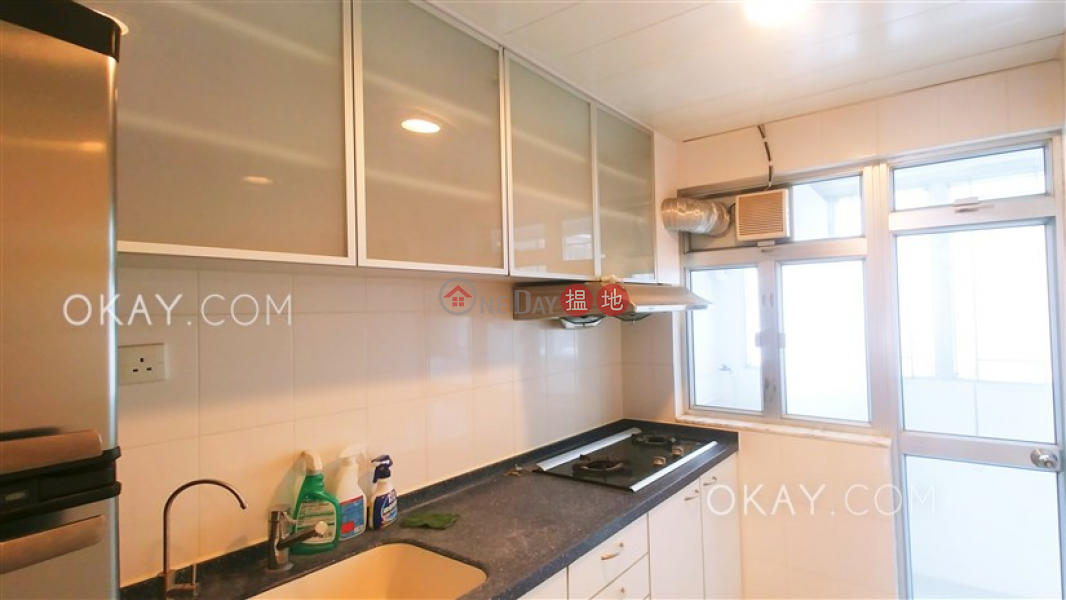 Property Search Hong Kong | OneDay | Residential Rental Listings | Elegant 3 bedroom with harbour views & balcony | Rental
