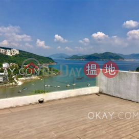 Gorgeous house with sea views, rooftop & terrace | Rental|Tai Hang Hau Village(Tai Hang Hau Village)Rental Listings (OKAY-R287057)_3