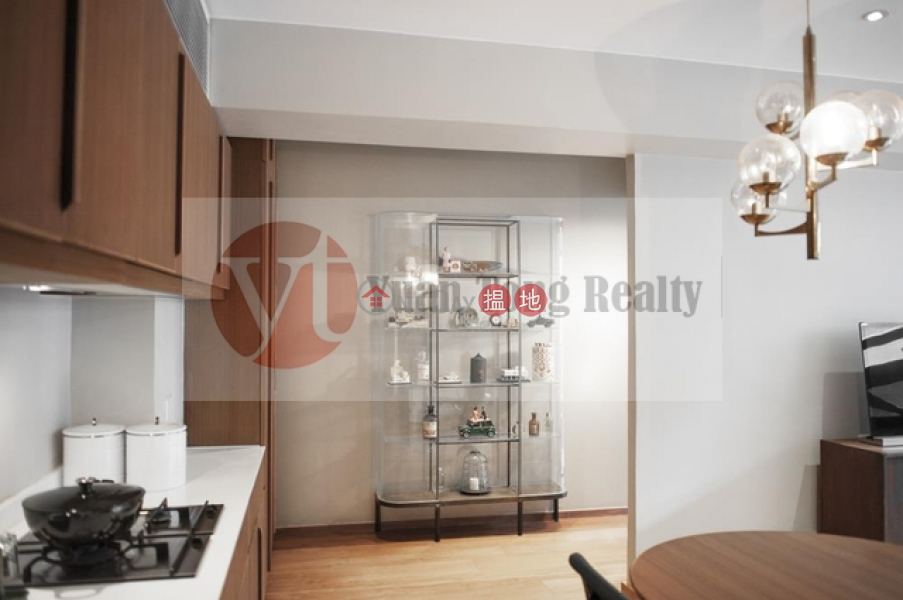 Tin Hau Desiger flat carpark | 7A Comfort Terrace | Eastern District Hong Kong Sales, HK$ 13.2M