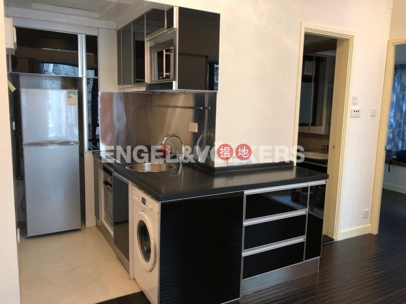 1 Bed Flat for Rent in Mid Levels West, Bella Vista 蔚晴軒 Rental Listings | Western District (EVHK90406)
