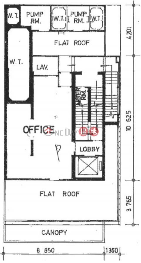 銅鑼灣開放式筍盤出租|住宅單位|寶德樓(Potek House)出租樓盤 (EVHK44771)_0