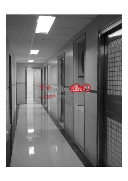 新靚裝寫字樓|九龍城安樂工廠大廈(On Lok Factory Building)出租樓盤 (ngais-00978)