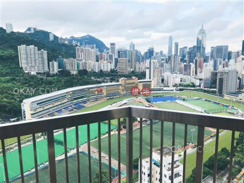 Efficient 3 bed on high floor with racecourse views | Rental | Ventris Place 雲地利台 Rental Listings
