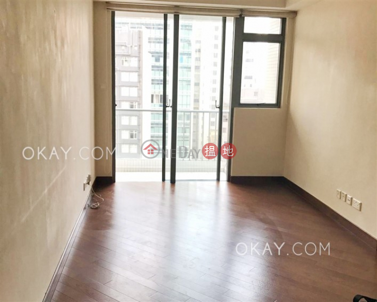 2房1廁,星級會所,露台盈峰一號出售單位 盈峰一號(One Pacific Heights)出售樓盤 (OKAY-S90773)