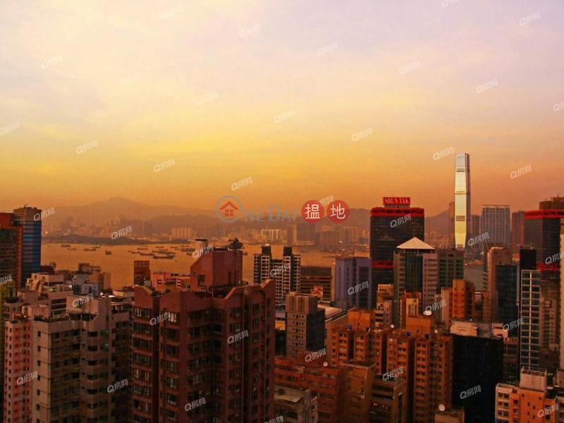 品味裝修,環境清靜,開揚遠景御林豪庭租盤-8裕林臺 | 中區香港出租HK$ 22,000/ 月