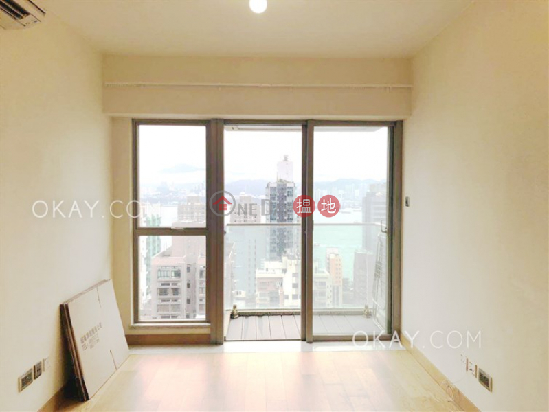 Gorgeous 1 bedroom on high floor with balcony | For Sale | The Nova 星鑽 Sales Listings