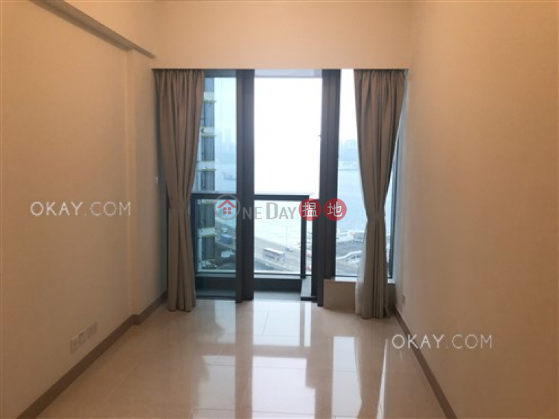 Practical 1 bedroom with harbour views & balcony | Rental | Victoria Harbour 海璇 Rental Listings