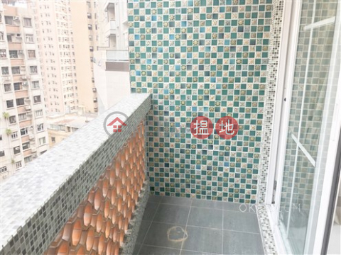 Efficient 2 bedroom with balcony | For Sale|Jing Tai Garden Mansion(Jing Tai Garden Mansion)Sales Listings (OKAY-S91615)_0