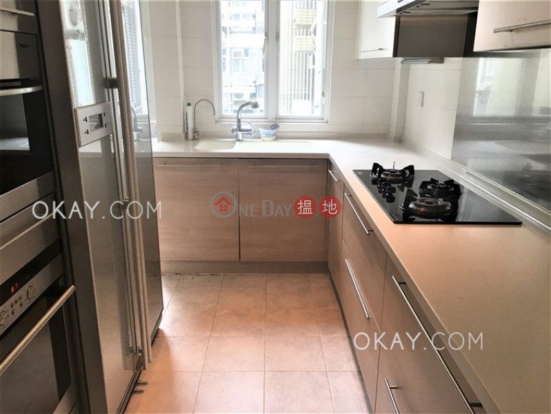 Efficient 3 bedroom on high floor with balcony | Rental | 14-17 Shiu Fai Terrace | Wan Chai District, Hong Kong, Rental | HK$ 55,000/ month