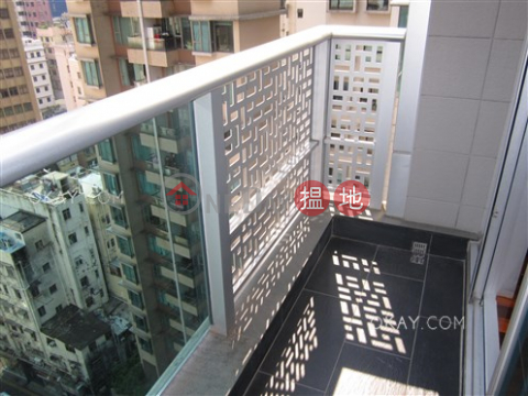 Unique 2 bedroom with balcony | For Sale|Wan Chai DistrictJ Residence(J Residence)Sales Listings (OKAY-S6771)_0