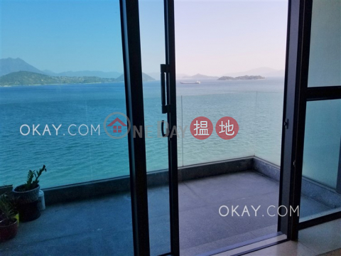 Elegant 4 bed on high floor with sea views & balcony | Rental|Providence Bay Phase 1 Tower 2(Providence Bay Phase 1 Tower 2)Rental Listings (OKAY-R386441)_0