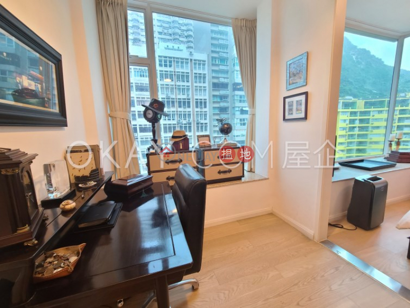 Stylish 2 bedroom on high floor with balcony | Rental 16-18 Conduit Road | Western District Hong Kong Rental, HK$ 63,000/ month