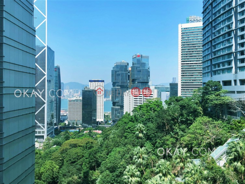 HK$ 84,000/ month, Grosvenor House | Central District Rare 4 bedroom with balcony | Rental