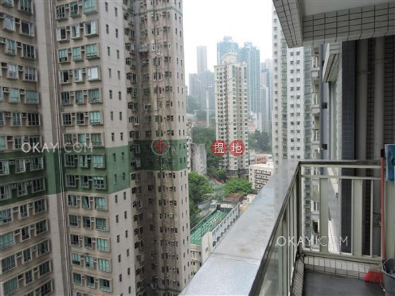 香港搵樓|租樓|二手盤|買樓| 搵地 | 住宅|出租樓盤|2房1廁,極高層,星級會所,露台《聚賢居出租單位》