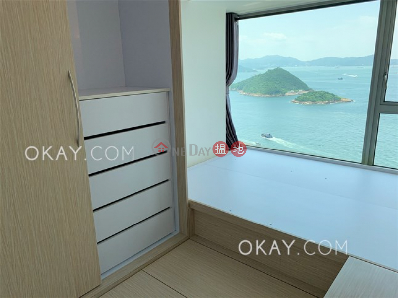Nicely kept 2 bedroom on high floor with balcony | For Sale, 38 New Praya Kennedy Town | Western District Hong Kong | Sales | HK$ 12.25M