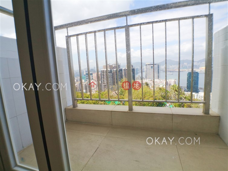 HK$ 56,000/ month Kingsford Gardens Eastern District Stylish 3 bedroom with balcony & parking | Rental