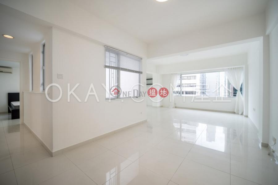 Popular 2 bedroom on high floor with terrace | Rental | Po Wing Building 寶榮大樓 Rental Listings