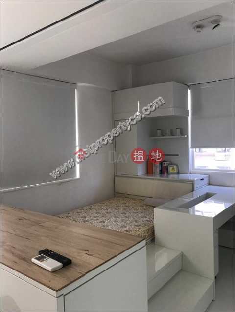 Unit with rooftop for sale with lease in Wan Chai|Luen Fat Mansion(Luen Fat Mansion)Sales Listings (A054824)_0