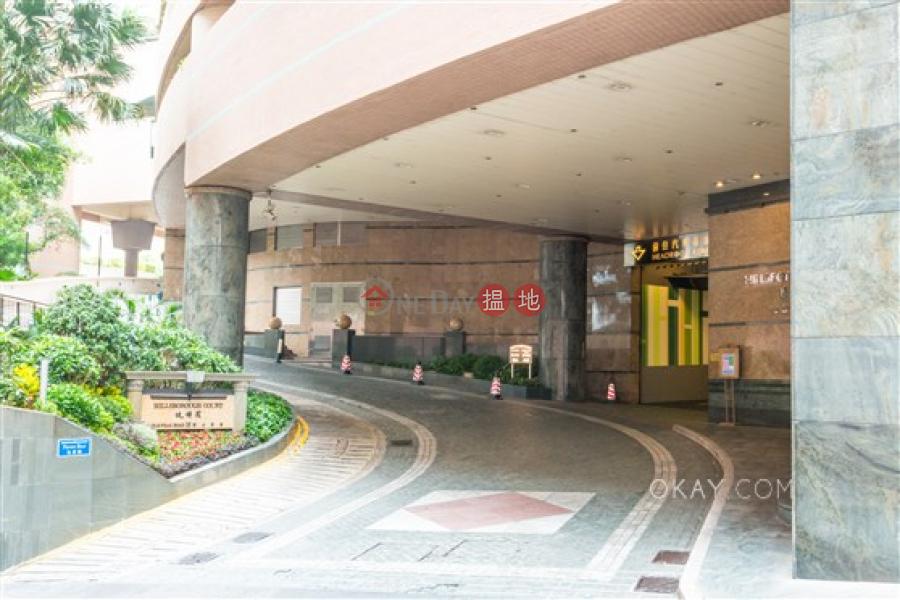 HK$ 42,000/ 月-曉峰閣|中區2房1廁,實用率高,極高層,星級會所《曉峰閣出租單位》