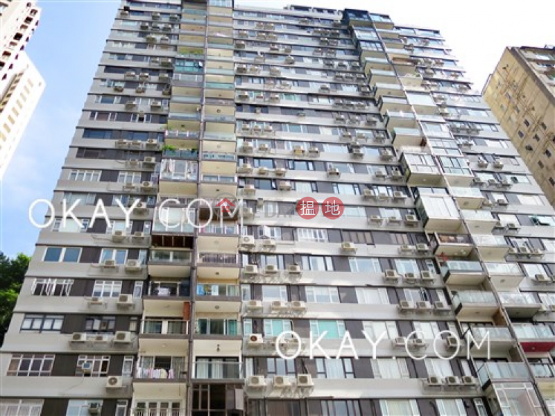 Property Search Hong Kong | OneDay | Residential, Rental Listings, Stylish 2 bedroom with balcony & parking | Rental