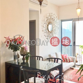 Rare 2 bedroom on high floor with balcony | Rental