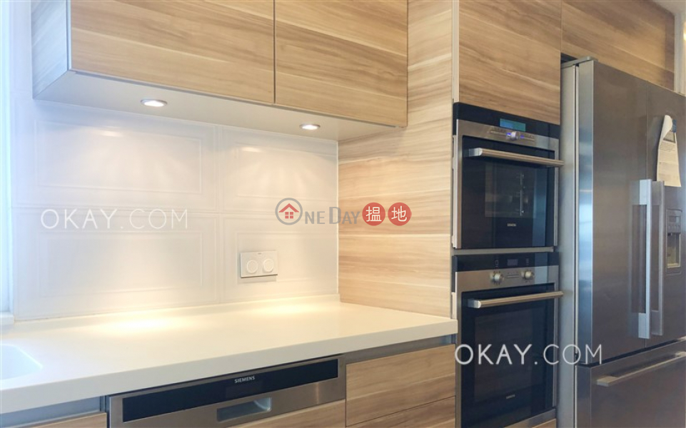 Efficient 3 bed on high floor with sea views & balcony | Rental, 550-555 Victoria Road | Western District Hong Kong | Rental HK$ 90,000/ month