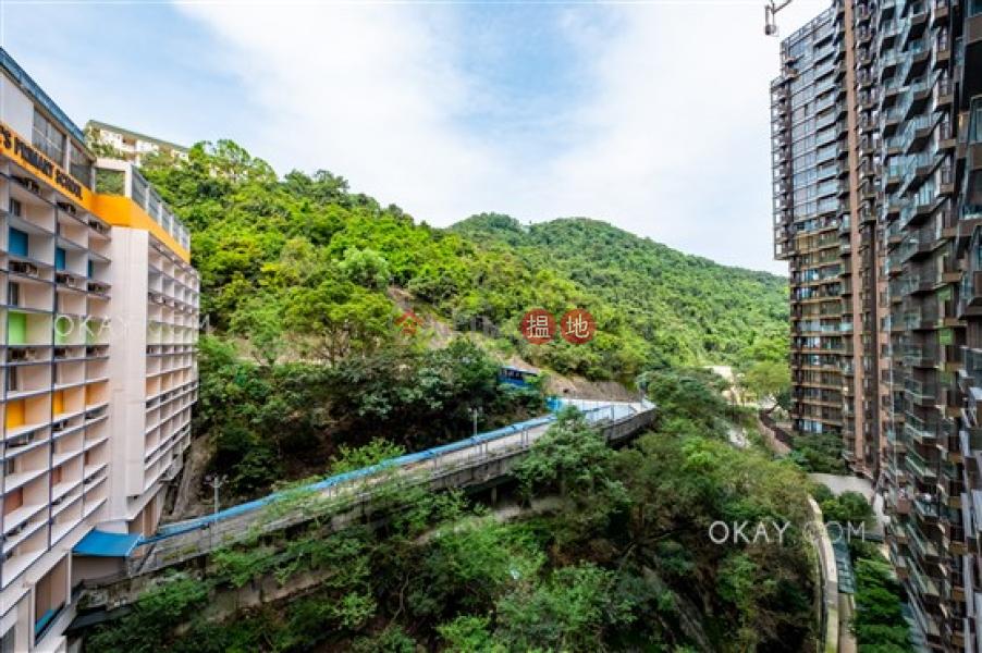 香港搵樓 租樓 二手盤 買樓  搵地   住宅出租樓盤-2房1廁,星級會所,露台《新翠花園 1座出租單位》