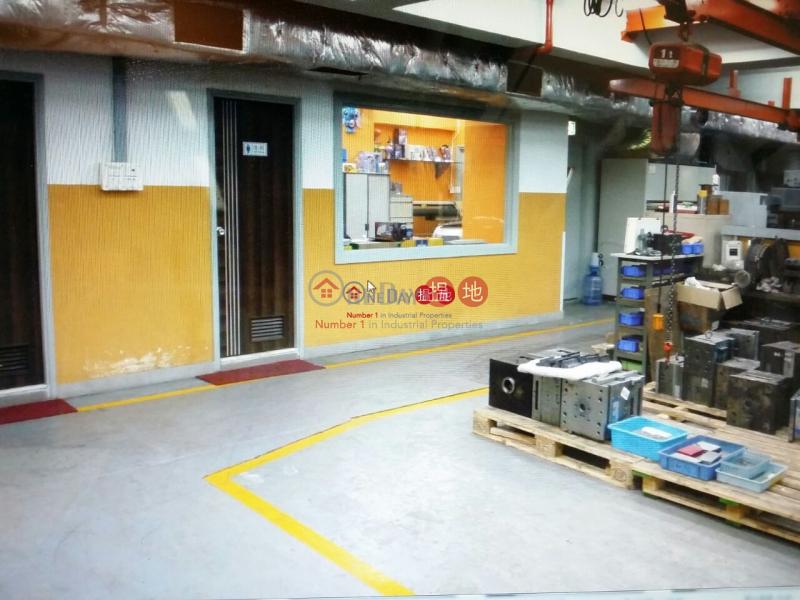 Yee Lim Industrial Building Stage III* 6 Kin Tsuen Street | Kwai Tsing District, Hong Kong, Rental | HK$ 45,000/ month