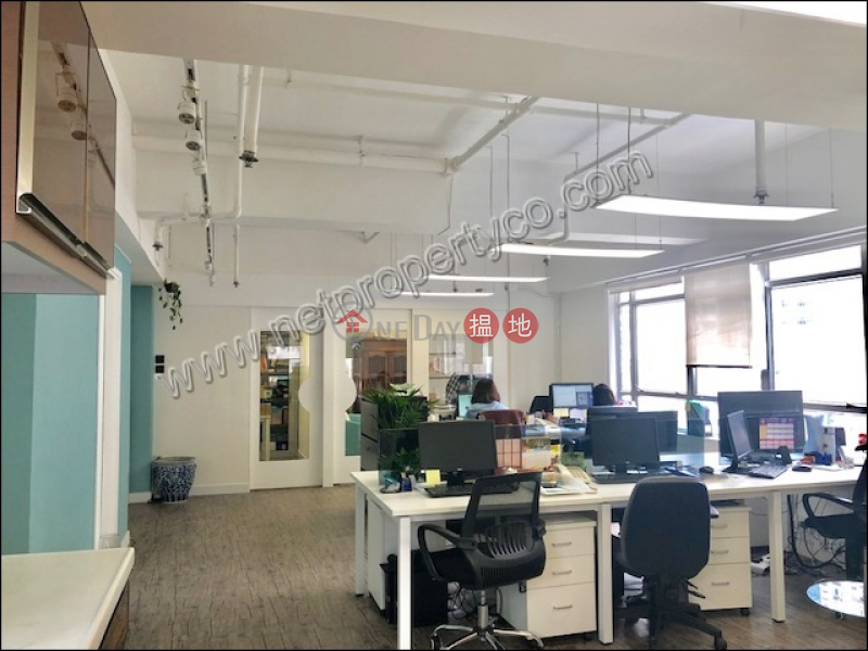 Nice Decorated office for Rent in Sai Ying Pun   Wing Hing Commercial Building 榮興商業大廈 Rental Listings