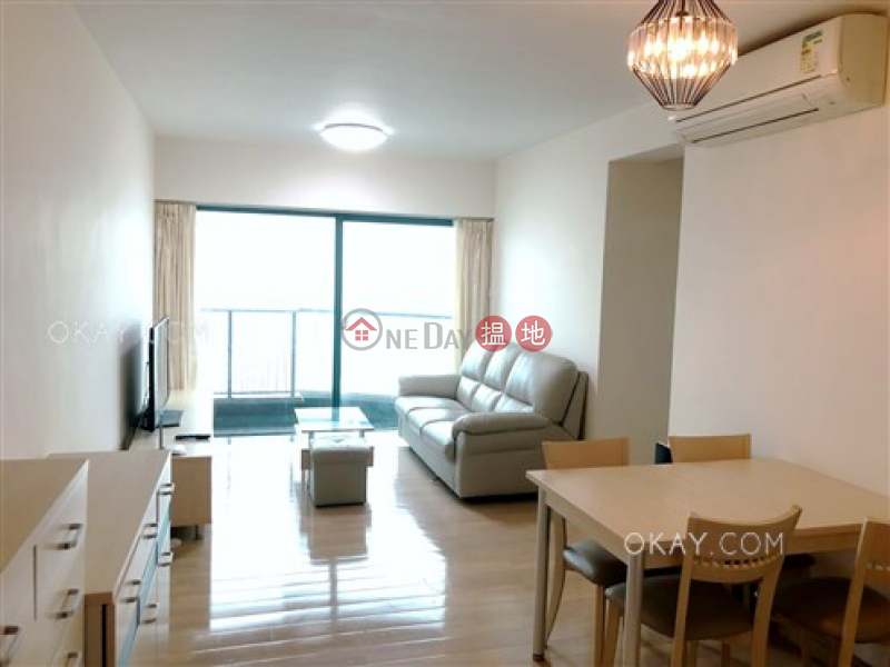 Property Search Hong Kong | OneDay | Residential, Sales Listings, Unique 3 bedroom on high floor with sea views & balcony | For Sale