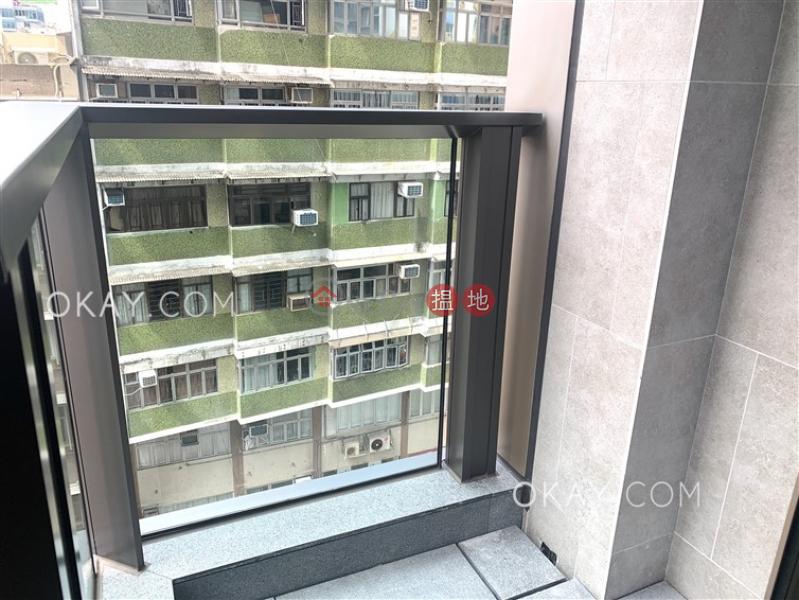 2房1廁,實用率高,露台《安峰大廈出租單位》|安峰大廈(On Fung Building)出租樓盤 (OKAY-R385889)