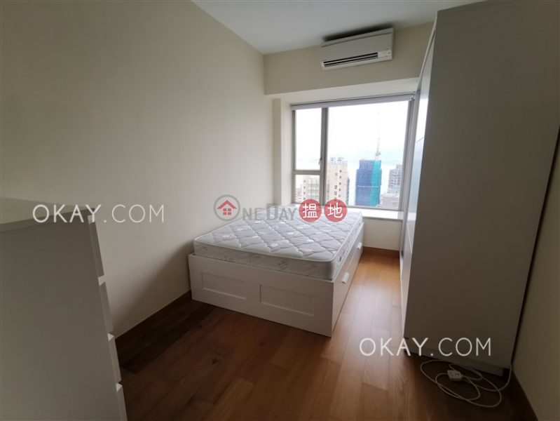 HK$ 45,000/ 月 星鑽 西區2房2廁,極高層,星級會所,露台《星鑽出租單位》