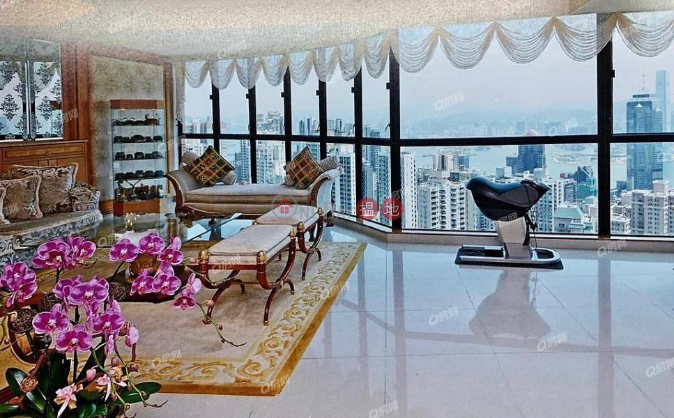HK$ 1.03億-帝景園 中區-連車位,無敵景觀,全新靚裝,地段優越《帝景園買賣盤》