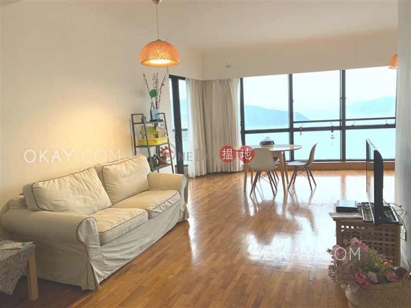 HK$ 71,000/ month | Pacific View, Southern District Stylish 4 bed on high floor with sea views & balcony | Rental
