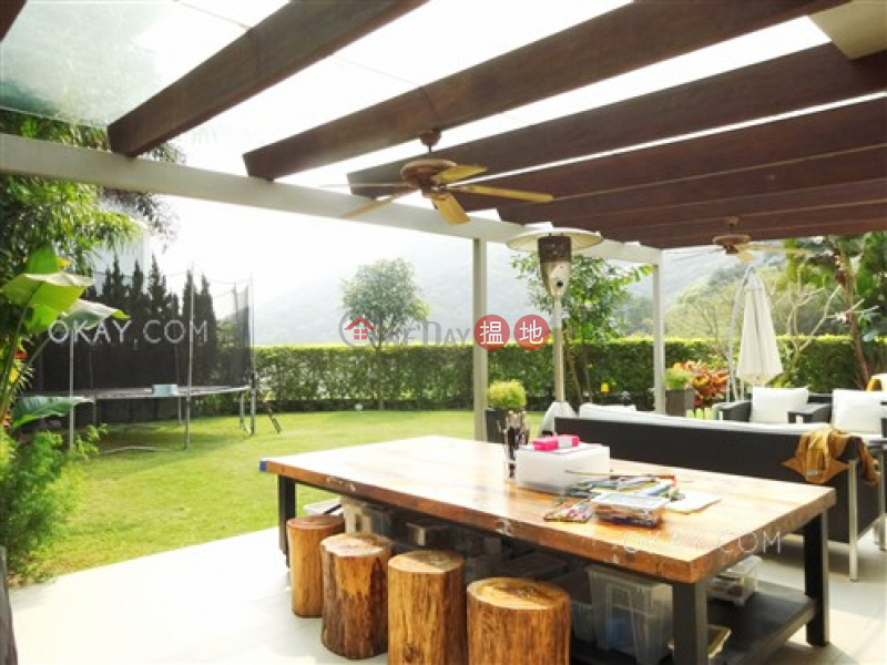 Elegant house with rooftop, terrace | For Sale | Tai Lam Wu 大藍湖 Sales Listings