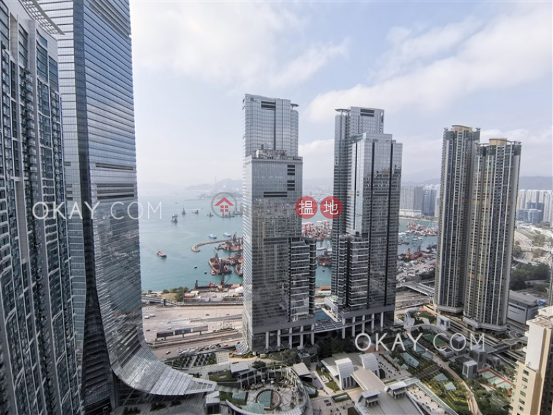 Lovely 3 bedroom on high floor with balcony | Rental | The Arch Sky Tower (Tower 1) 凱旋門摩天閣(1座) Rental Listings