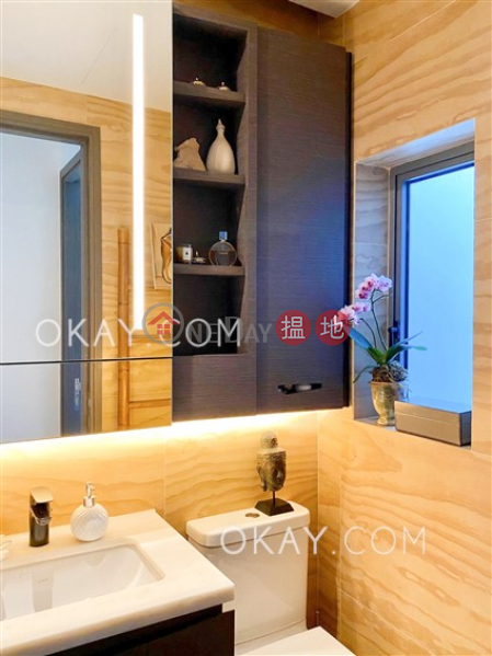 Rare 2 bedroom on high floor with balcony | Rental 1 Sai Yuen Lane | Western District, Hong Kong Rental HK$ 39,800/ month