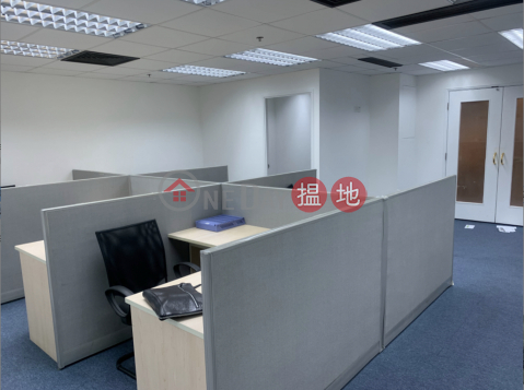 TST Fully Furnished Office in Grade A Commercial Building|Concordia Plaza(Concordia Plaza)Rental Listings (HKPRO-5538545981)_0