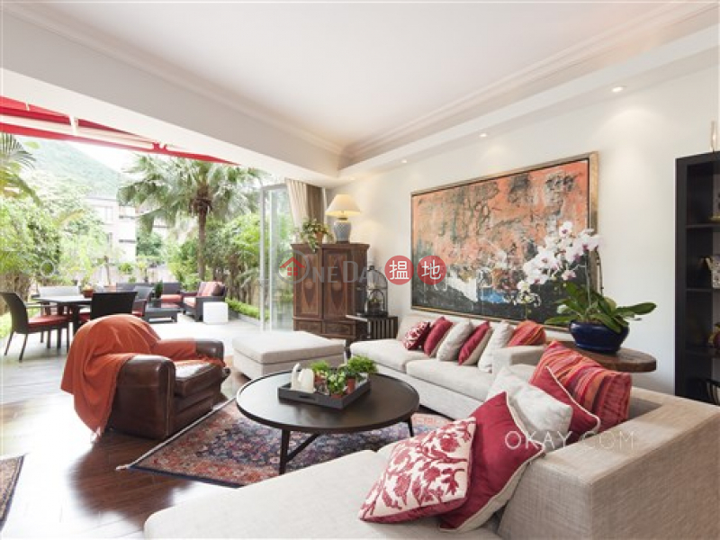 HK$ 78.8M | Stanley Court | Southern District | Stylish house with rooftop & parking | For Sale